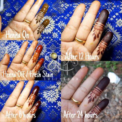 Produk Susi Henna